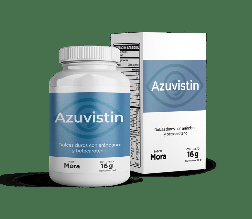Azuvistin what is it?