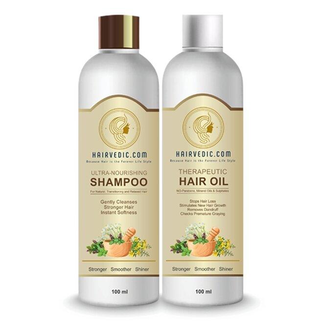 Αξιολογήσεις Hairvedic Shampoo