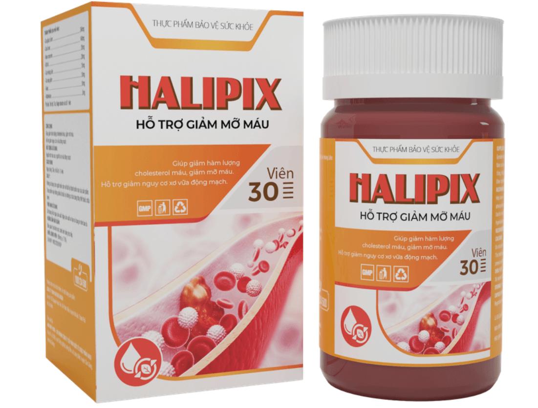 Halipix what is it?