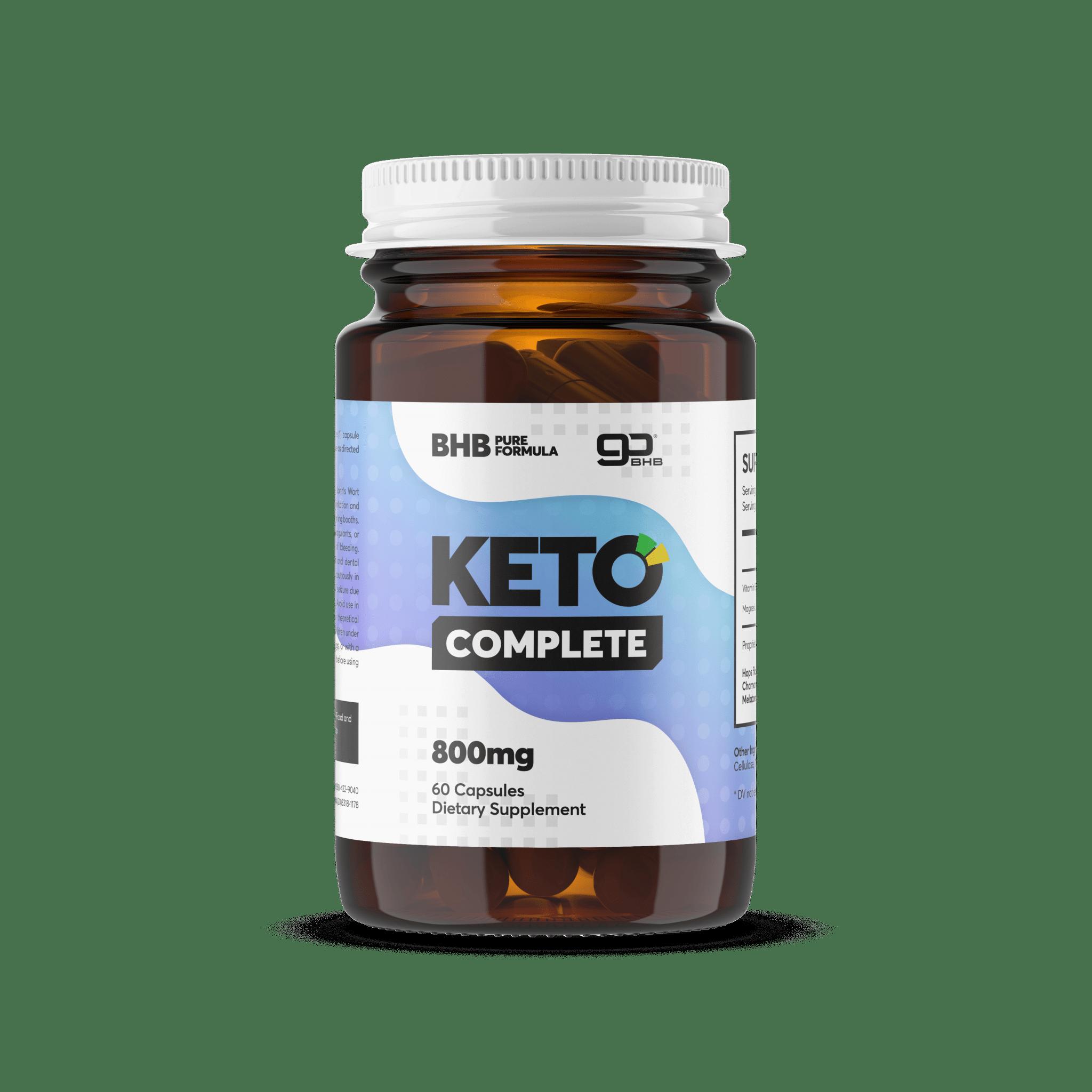 Reviews Keto Complete