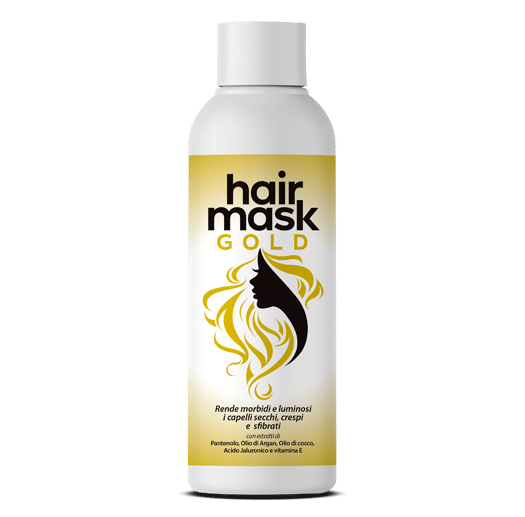 Hair Gold Mask what is it?