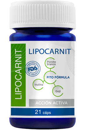 Lipocarnit what is it?