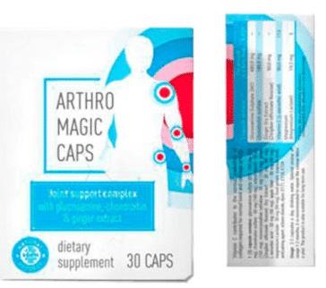Arthromagic Caps what is it?