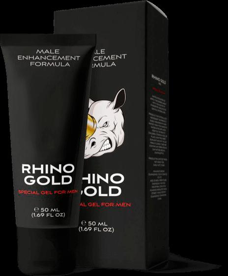 Rhino Gold Gel what is it?