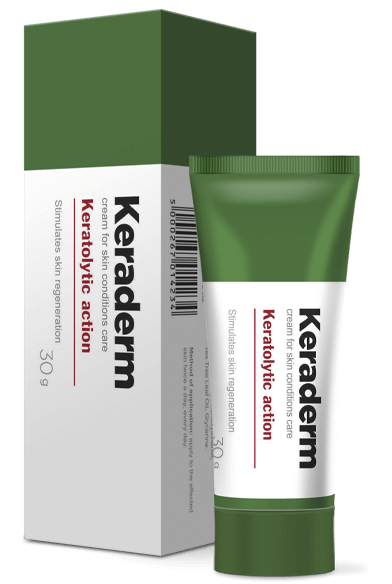 Keraderm what is it?